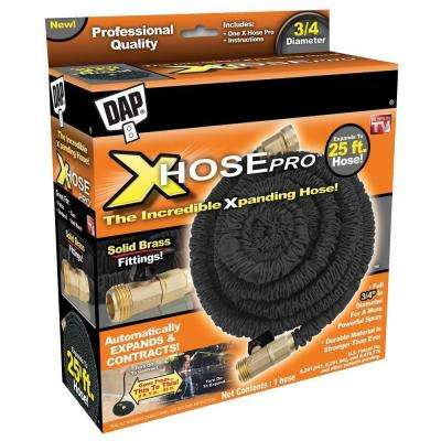 X-Hose Pro 3/4 in. Dia x 25 ft. Expandable Water Hose