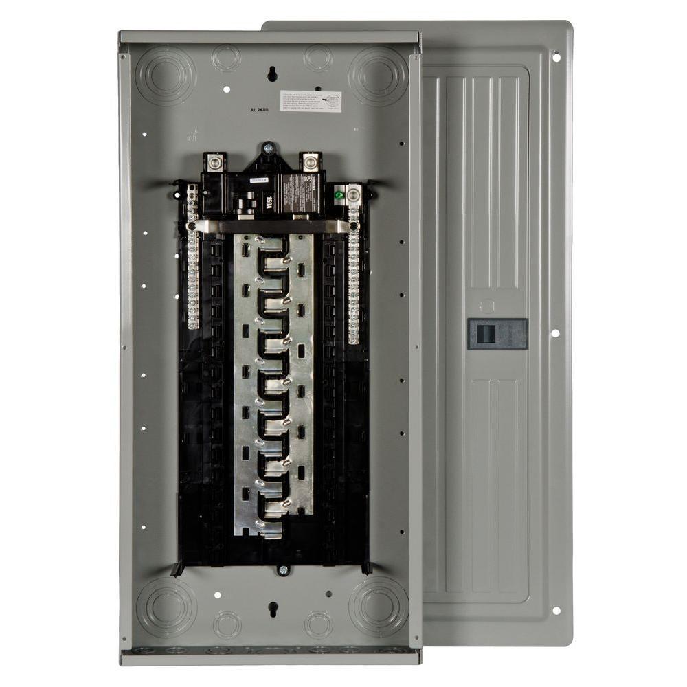 ES Series 150 Amp 30-Space 30-Circuit Main Breaker Load Center