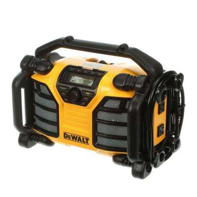 20-Volt MAX Worksite Radio with built-in Charger