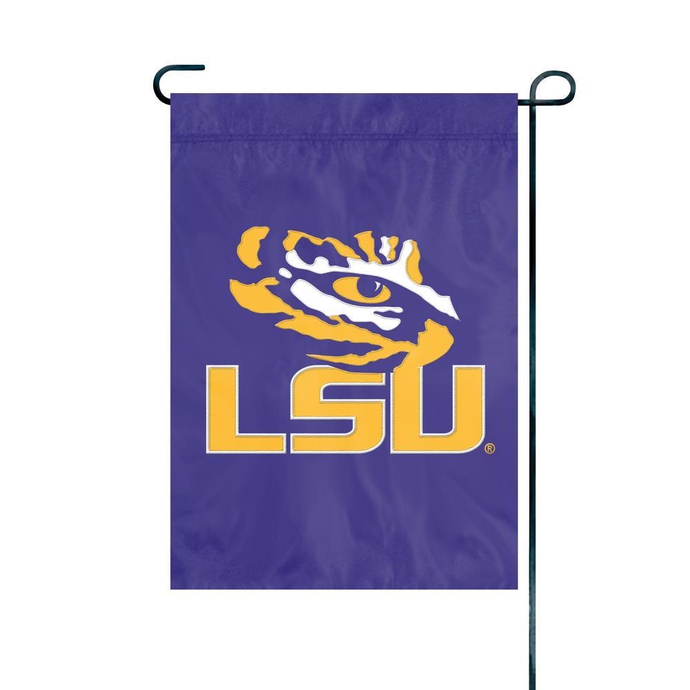 LSU Tigers Premium Garden Flag