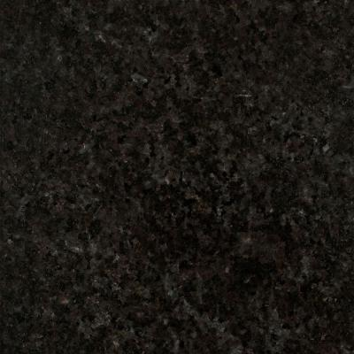 3 in. x 3 in. Granite Countertop Sample in Black Pearl
