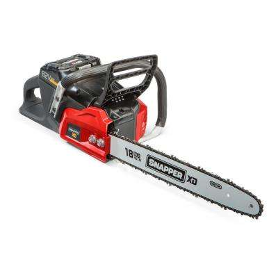XD 18 in. 82-Volt MAX Lithium-Ion Battery Powered Chainsaw Only Battery and Charger Not Included