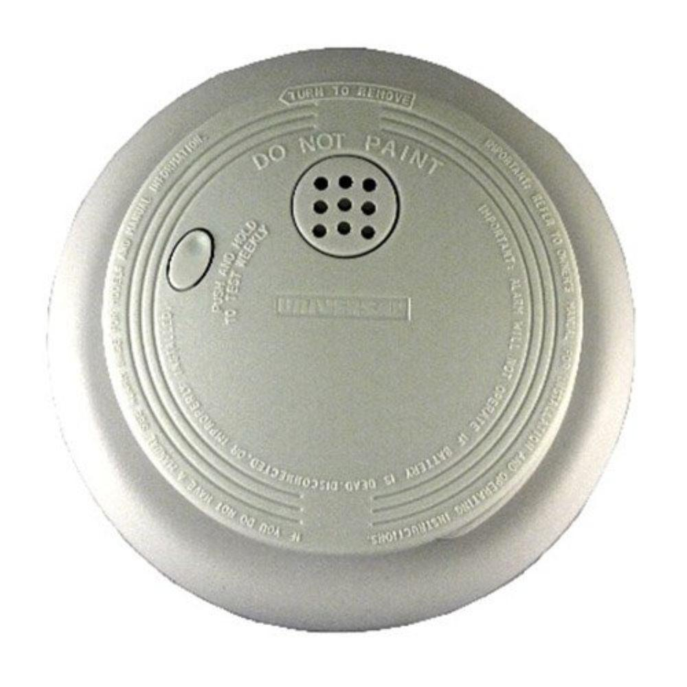 Universal Security Instruments Battery Operated Ionization Smoke And Burglar Alarm Powered By Fire