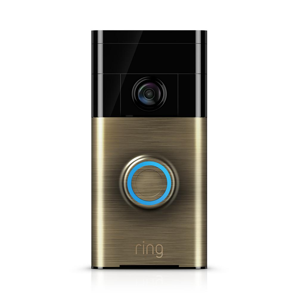 Ring Wireless Video Doorbell