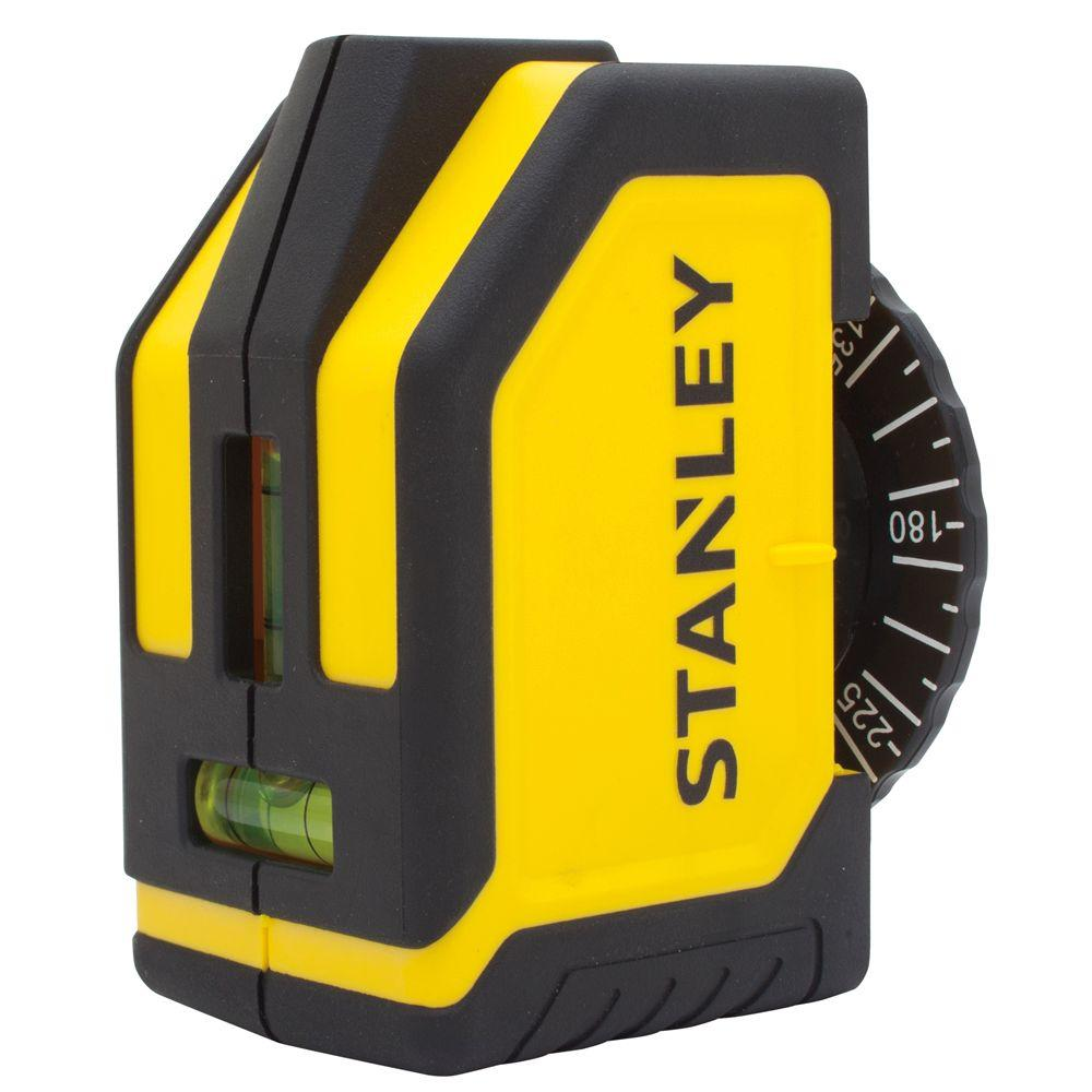 Stanley 10 ft. Manual Wall Line Generator Laser Level