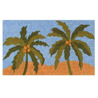 Island Breeze Door Mat 17 in. x 29 in.