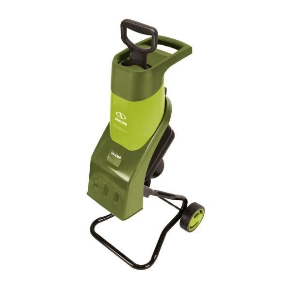 1.5 in. 14 Amp Electric Wood Chipper/Shredder