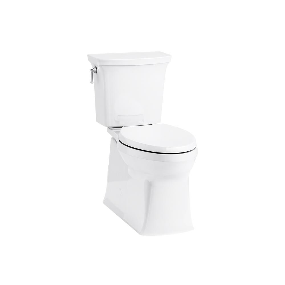 Kohler Corbelle 14 In 2 Piece 1 28 Gpf Single Flush