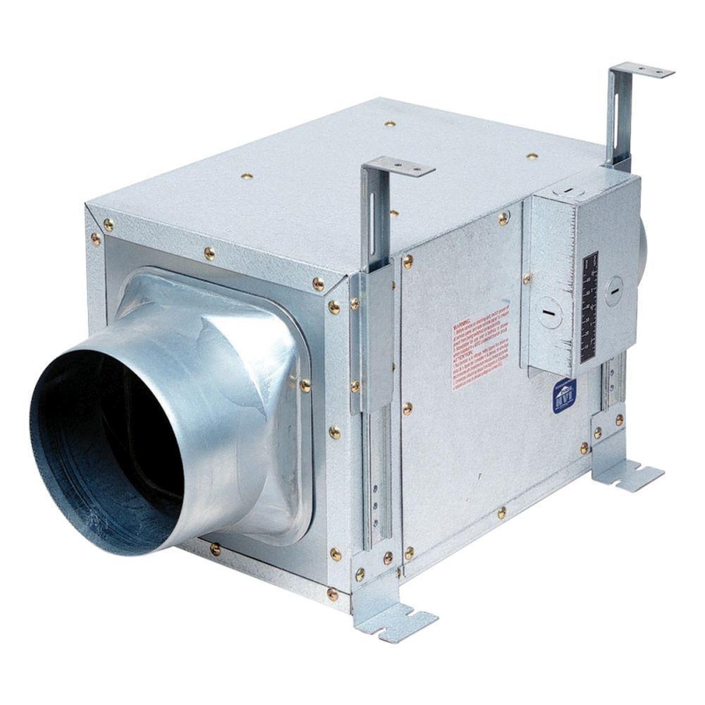 Panasonic WhisperLine 240 CFM Remote Mount In-Line ...