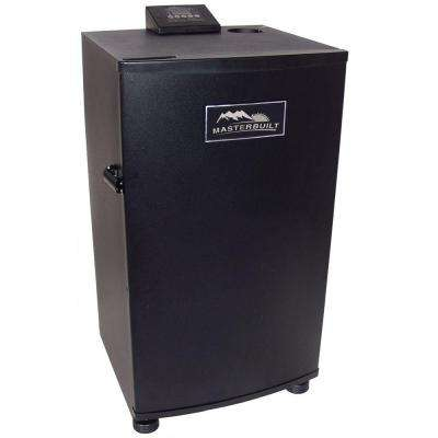 30 in. Digital Electric Smoker