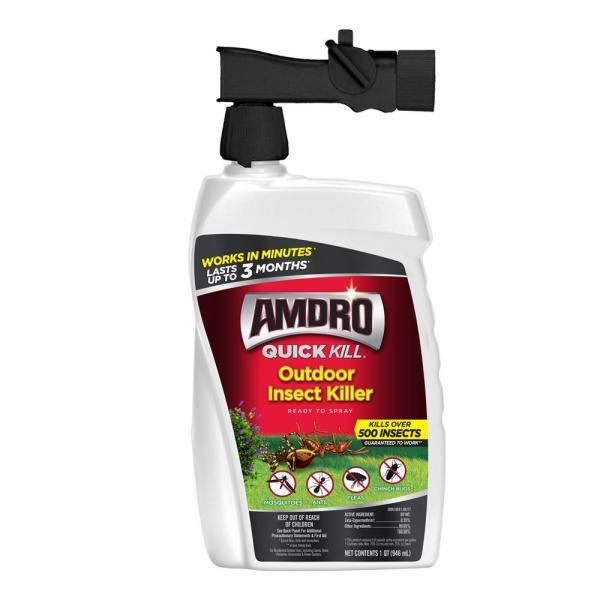 Quick Kill 32 oz. Outdoor Insect Killer Ready-To-Spray