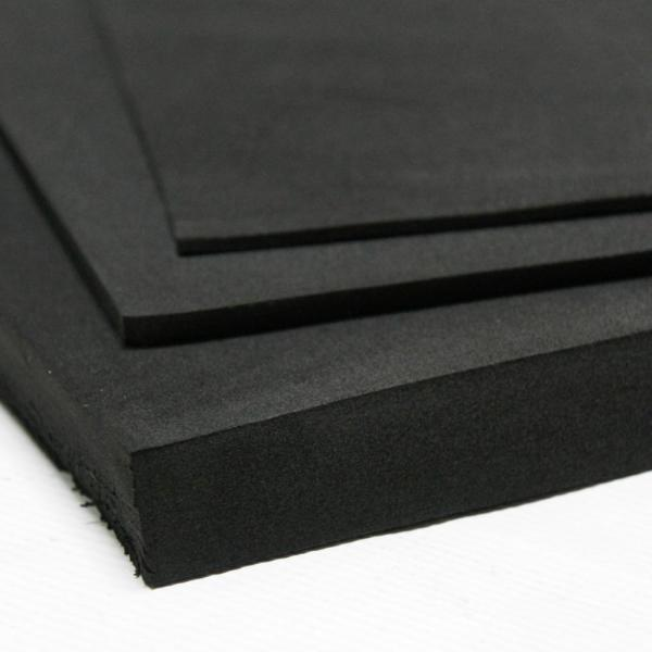 "CLOSED CELL 5//8 SPONGE RUBBER NEOPRENE//EPDM  5//8THKX12/""WIDEX12/""FREE SHIPPING"