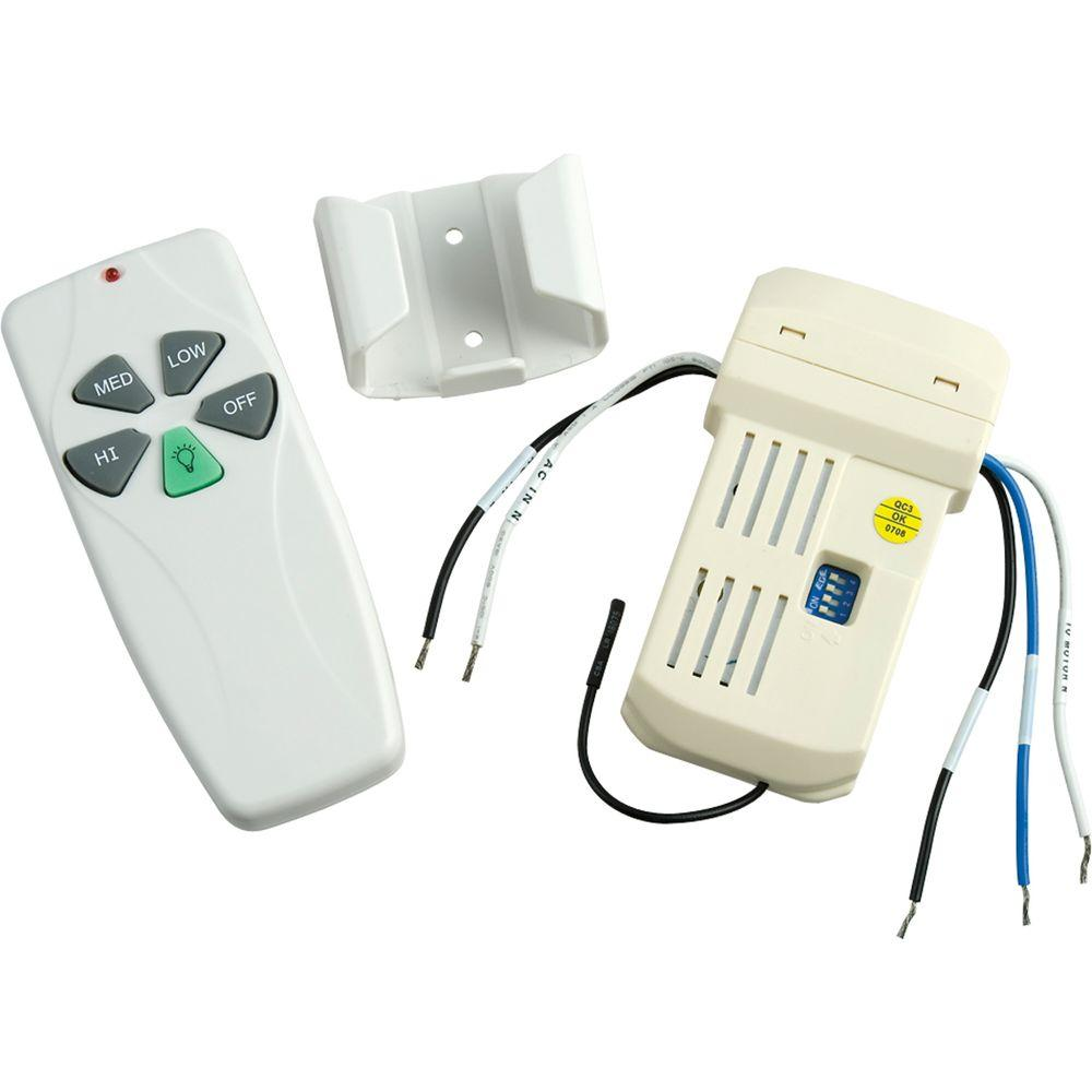 Wireless Ceiling Fan Remote Wall Controls Parts Wiring Control Airpro