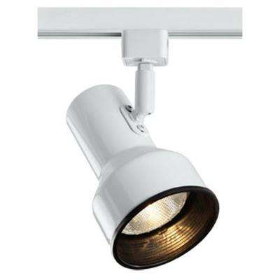 3.5 ft. 3-Light White Track Lighting Kit