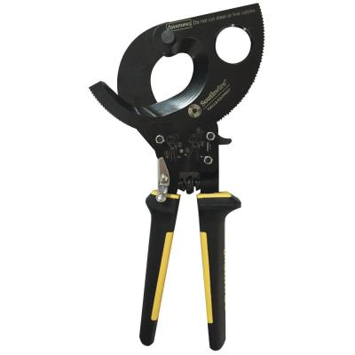 Heavy-Duty Compact Ratcheting Cable Cutters