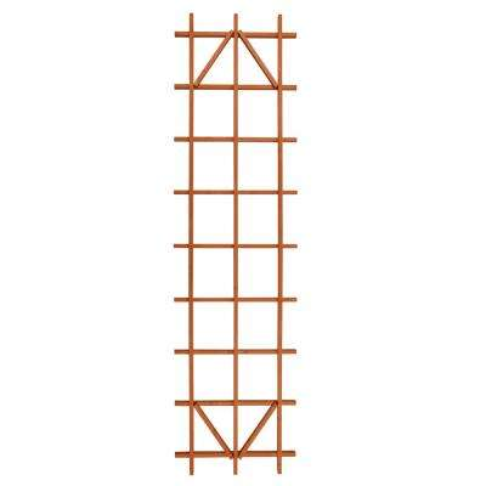 90 in. Wood Ladder Trellis