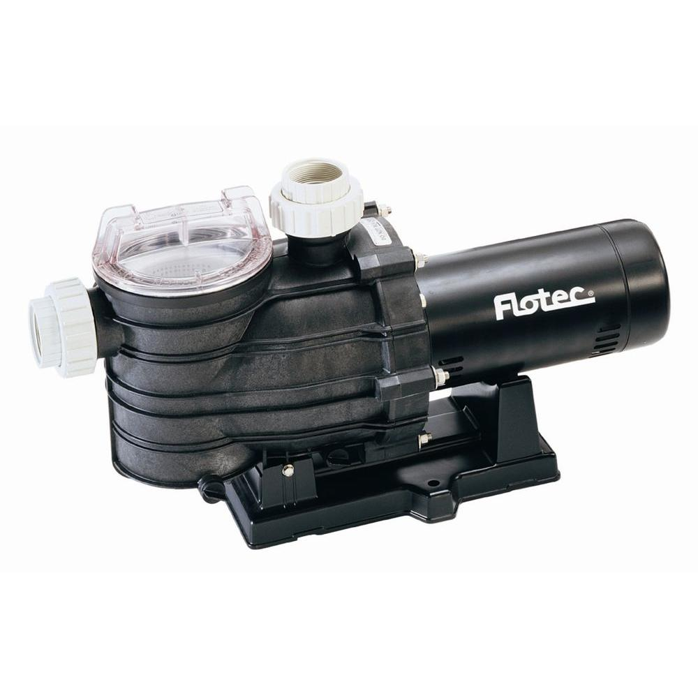 Flotec 1.5 HP High-Performance In-Ground Pool Pump