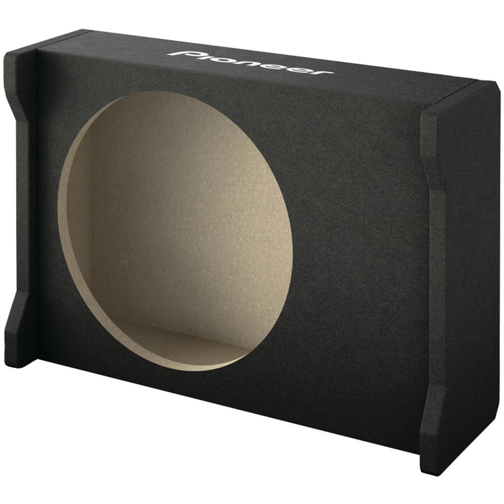 Pioneer 12 in. Downfiring Enclosure for TS-SW3002S4 Subwoofer