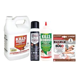 1 Gal. Bedbug Solution Value Kit with Oil Base