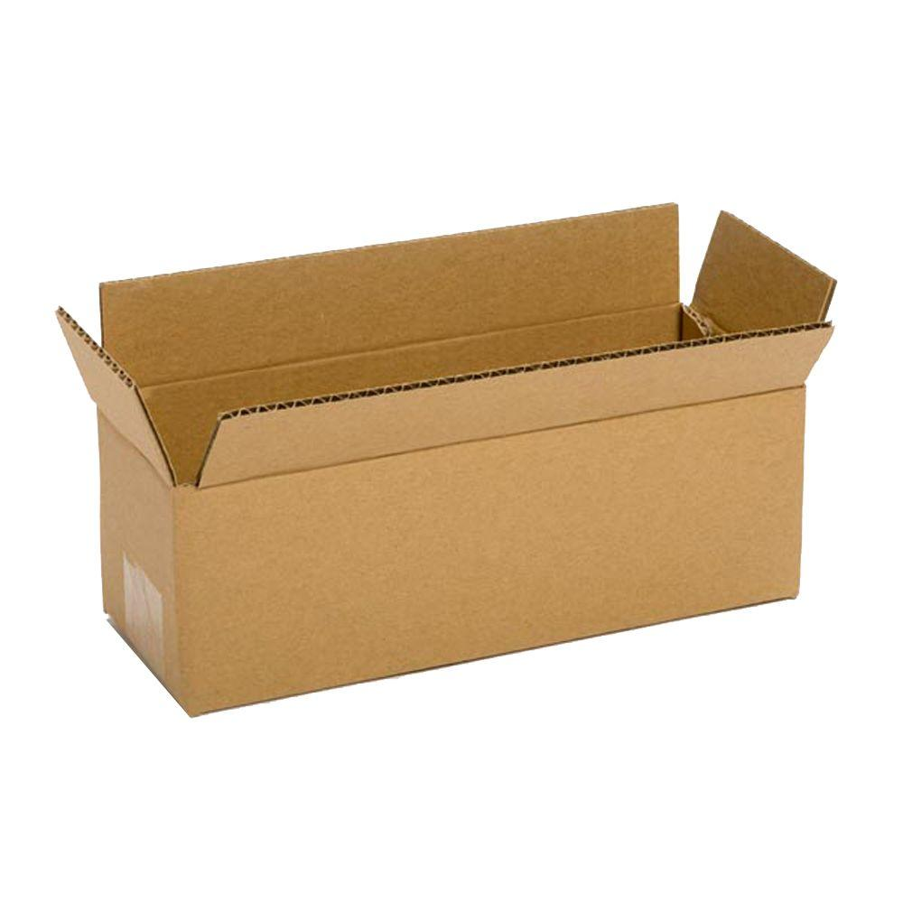 Pratt Retail Specialties 12 in. L x 6 in. W x 6 in. D Box (25-Pack)