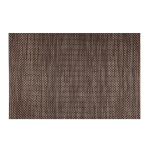 Kraftware EveryTable Brown, Black and Ash Brown Placemat (Set of 12) by Kraftware