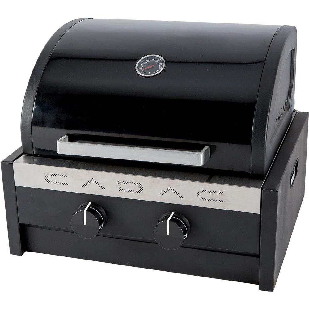 Portable Gas Grills : Cadac tailgater chef burner portable propane gas grill