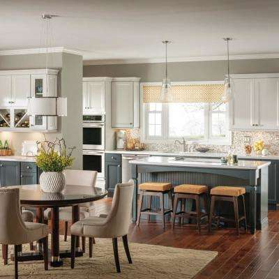 Artisan Custom Kitchen Cabinets Shown in Classic Style