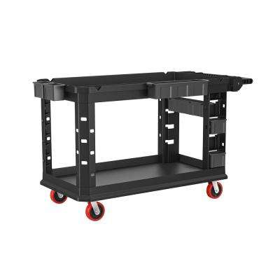 Heavy-Duty 26.5 in. Utility Cart