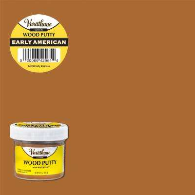 3.75 oz. Early American Wood Putty (6-Pack)