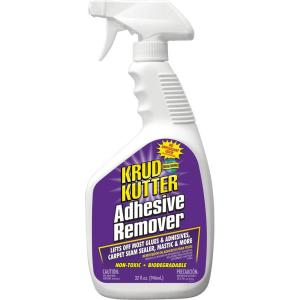 Krud Kutter 32 Oz Adhesive Remover Ar324 The Home Depot