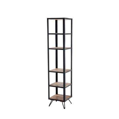 Kempsey Natural Brown Bookcase