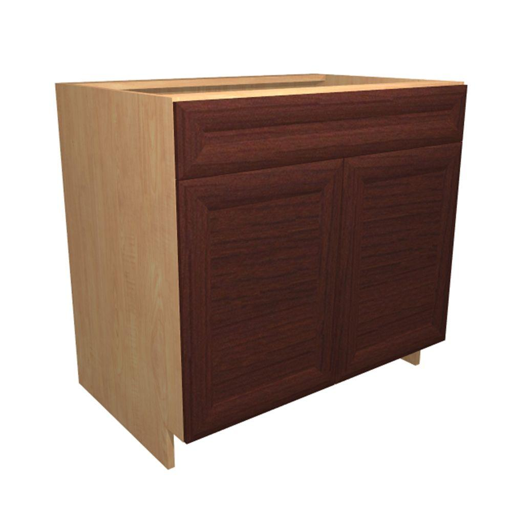 Home Decorators Collection 24x34.5x24 in. Dolomiti Base Cabinet with 2 Rollout Trays 2  sc 1 st  The Home Depot & Home Decorators Collection 24x34.5x24 in. Dolomiti Base Cabinet with ...