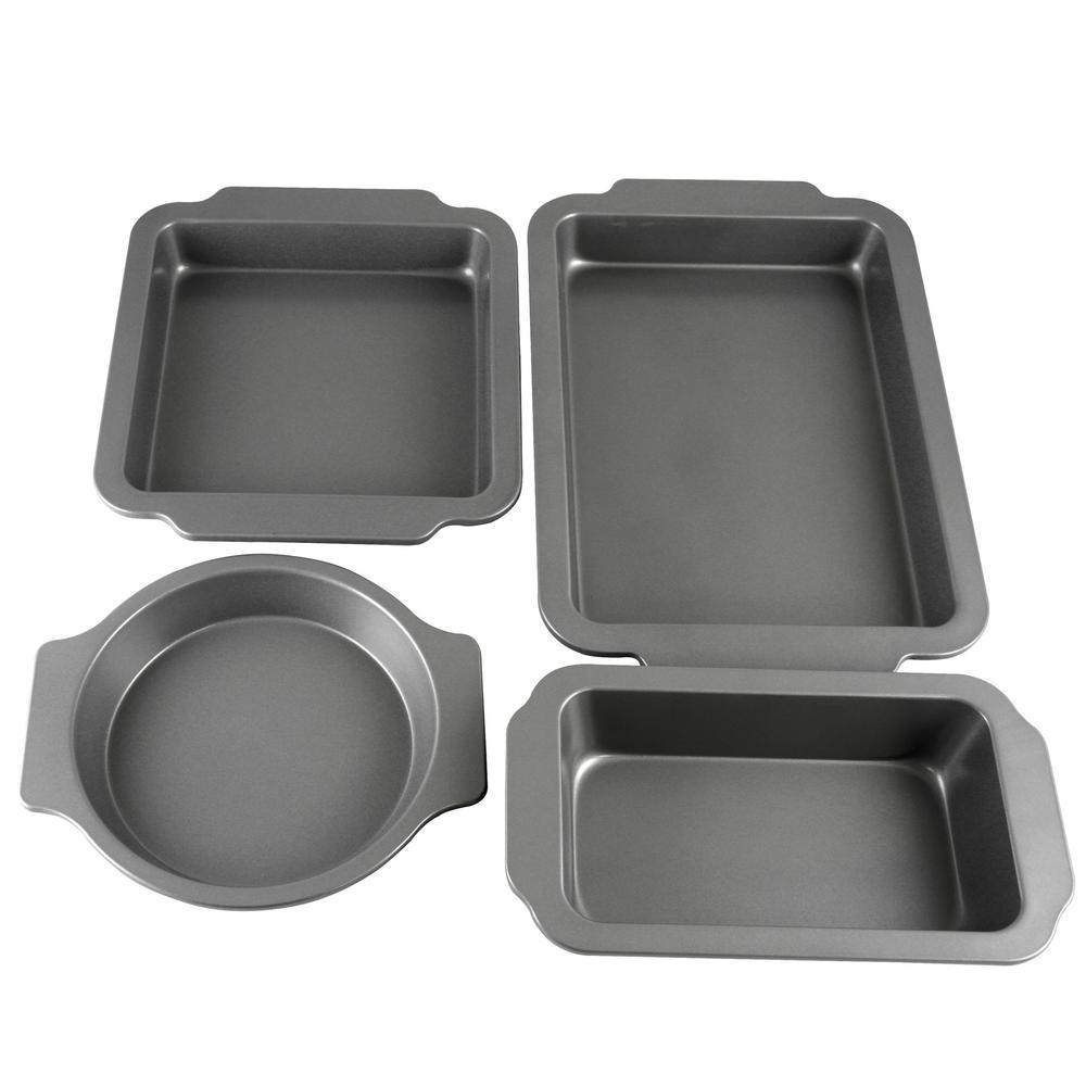 Baking Shop 4-Piece Bakeware Set