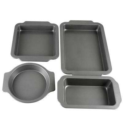 Baking Shop 4-Piece Bakeware Set