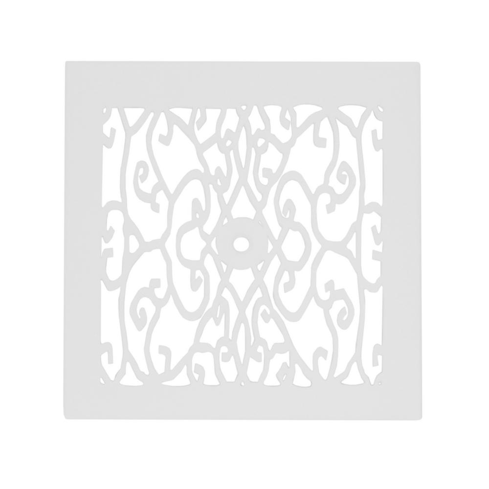 REACHABLE Wine Design 12 in. x 12 in. Magnetic Ceiling ...