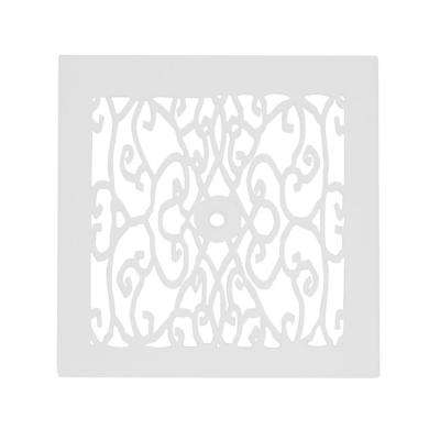 Wine Design 12 in. x 12 in. Magnetic Ceiling Vent Cover