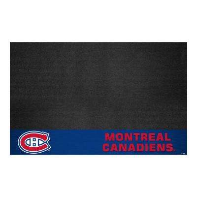Montreal Canadiens 26 in. x 42 in. Grill Mat