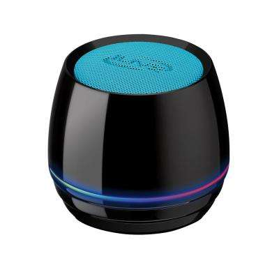 Bluetooth Rechargeable Can Speaker, Turquoise