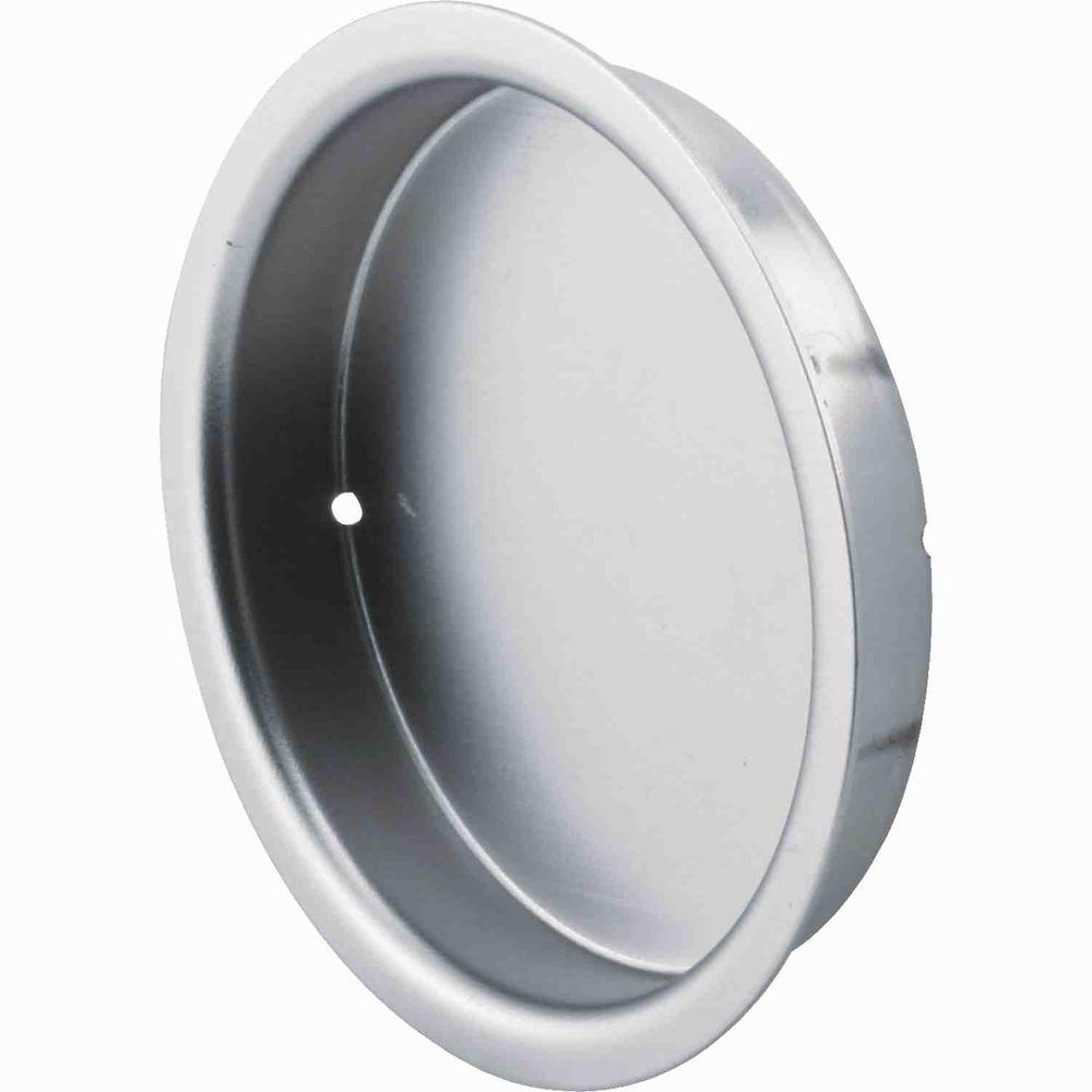 Prime Line 2 In Satin Nickel Mortise Cup Pull N 7206 The Home Depot