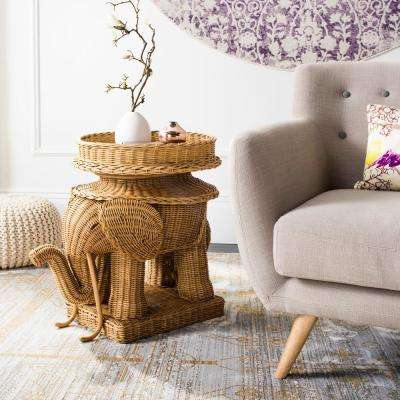 Balford Natural Side Table