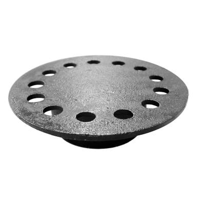 6-3/4 in. OD Replacement Cast Iron Strainer with Cast-in Bell for 9 in. x 9 in. Spigot Outlet Bell Trap
