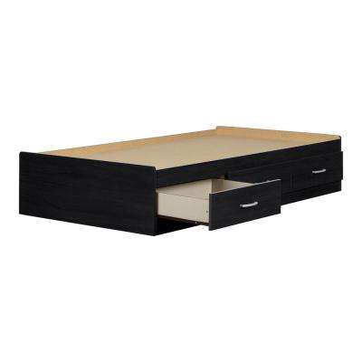 Cosmos Twin Storage Bed
