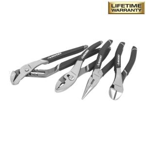 Pliers Set (4-Piece)