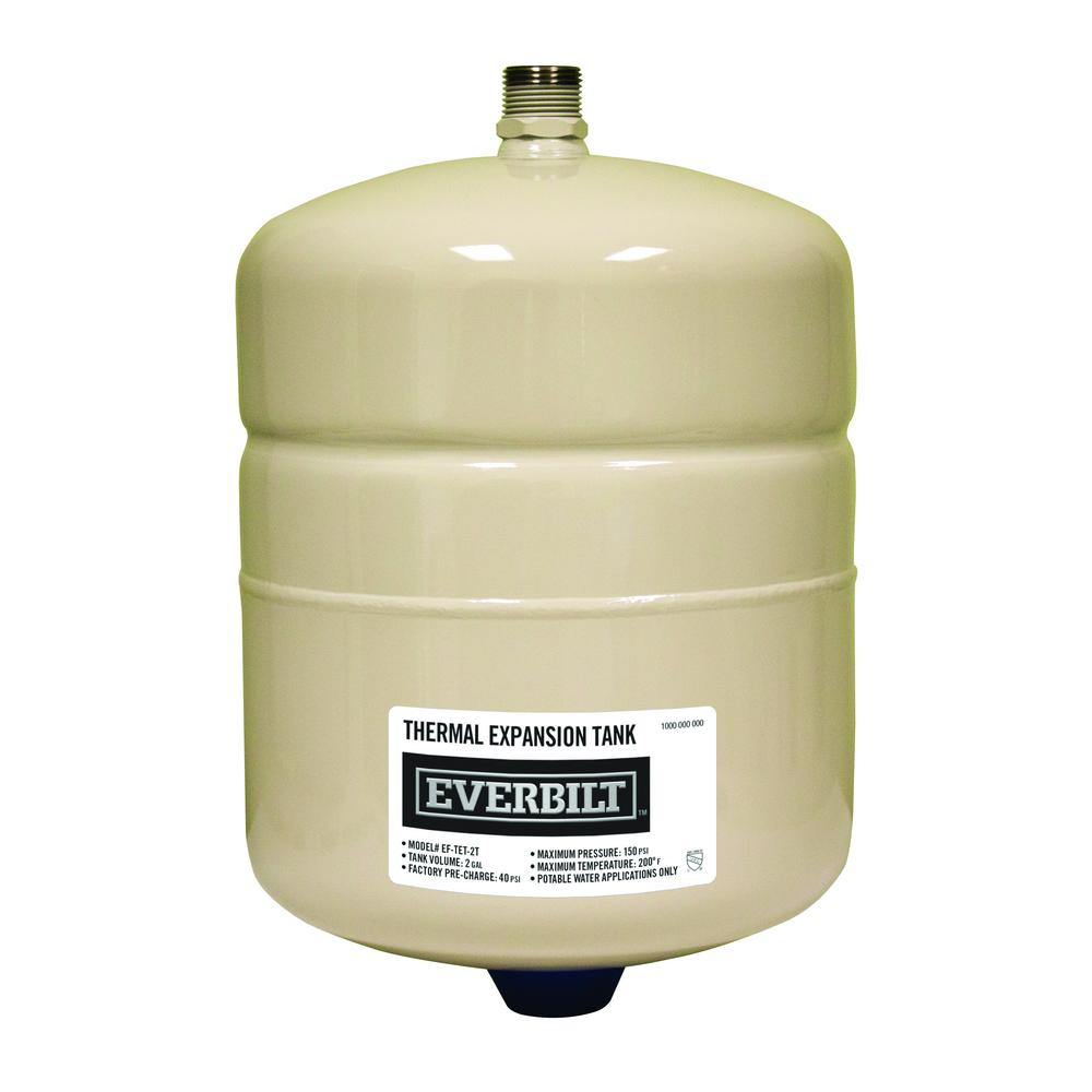 2 Gal. Thermal Expansion Tank