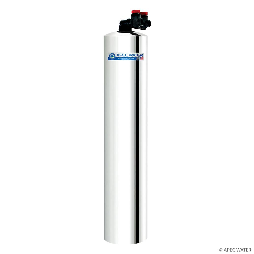 15 GPM Whole House Carbon Water Filter System For Homes With 4-6 Bathrooms