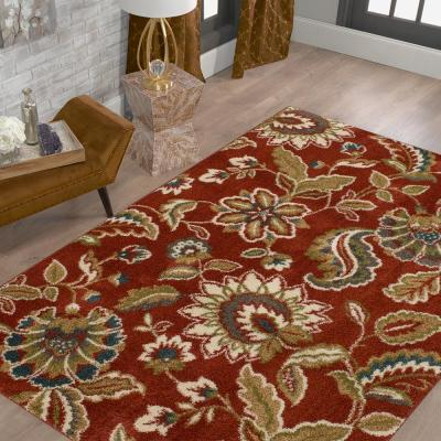 Lucy Picanta 10 ft. x 12 ft. 11 in. Area Rug