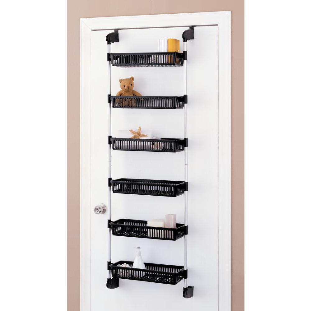 Neu Home Overdoor 6-Basket Storage Unit