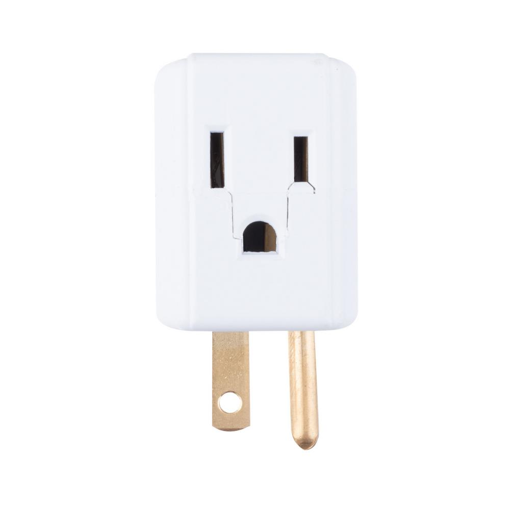 3-Outlet Cube Wall Tap