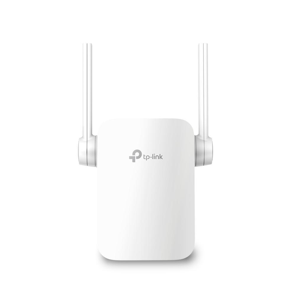 AC750 Wi-Fi Range Extender Wall Plug Adapter, White