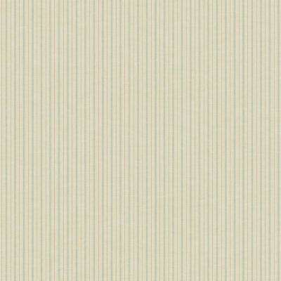 56 sq.ft. French Ticking Wallpaper